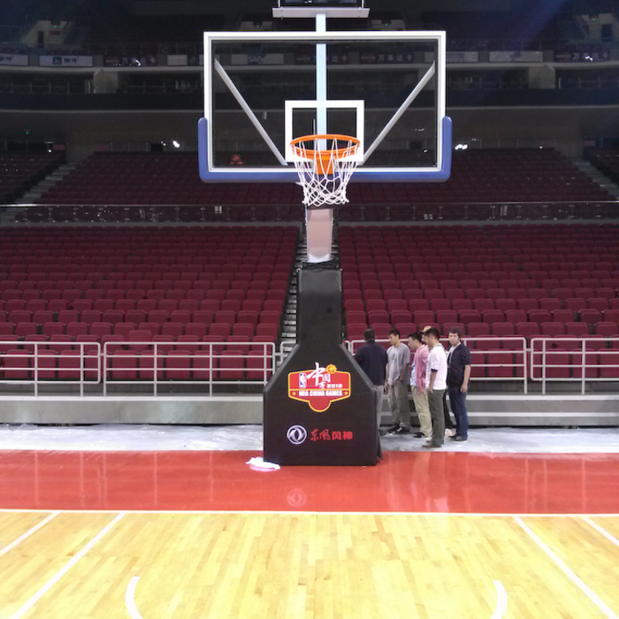Clippers: First Practice in Beijing