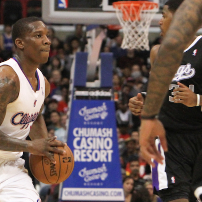 Photo from Clippers vs. Kings - 12/1/12