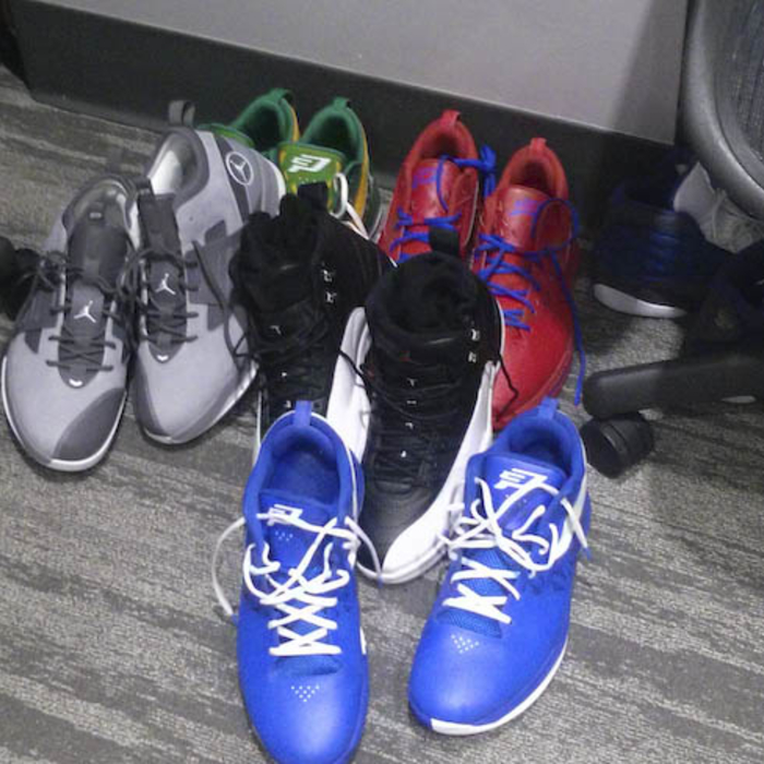 Clippers Kicks Gallery, 3/20/2012