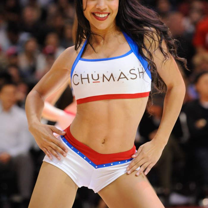 Spirit Dance Team | Clippers vs. Mavericks | 1/15/2014