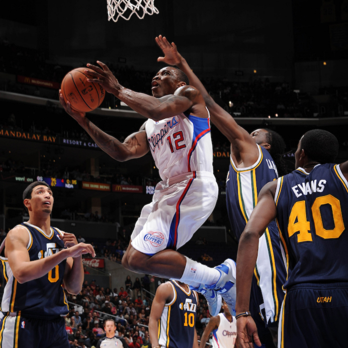 Clippers vs. Jazz - 10/17/12