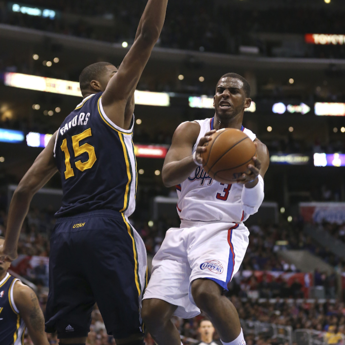 Photo from Clippers vs. Jazz - 12/30/12