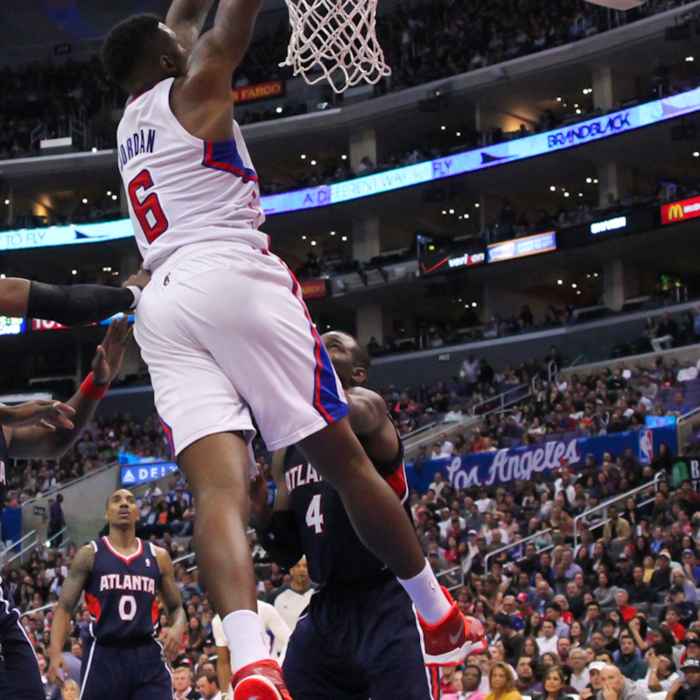 In-Game Action Photos: Clippers vs. Hawks | 3/8/14