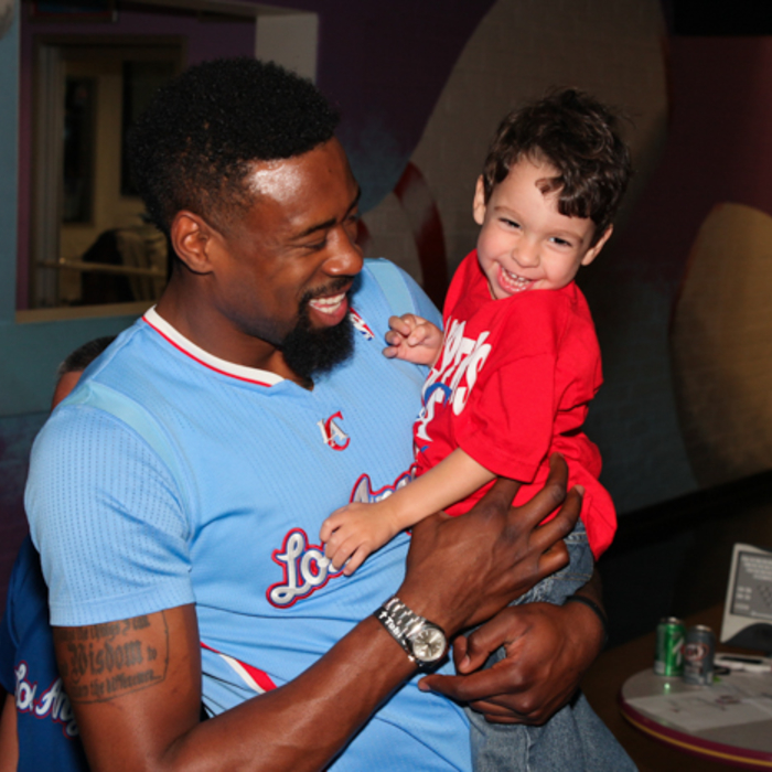 Clippers Charity Basketbowl Challenge 2014 - Gallery I