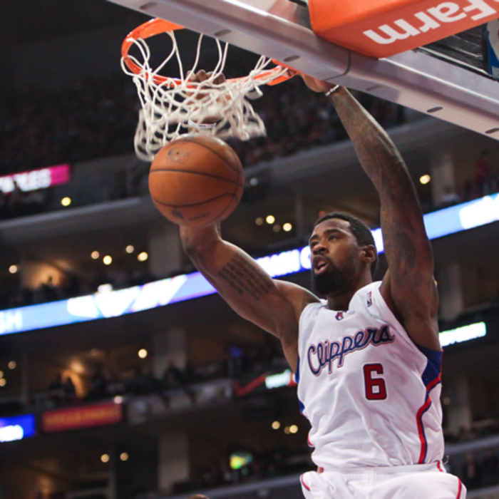 In-Game Action Photos - Clippers vs. Suns - 12/30/13
