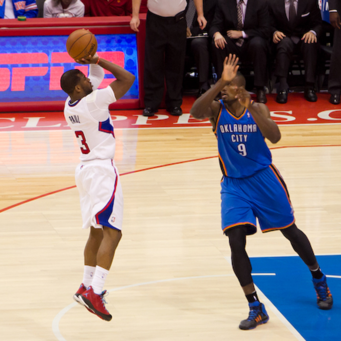 Game Action: Clippers vs. Thunder, Game 4 | 5/11/14