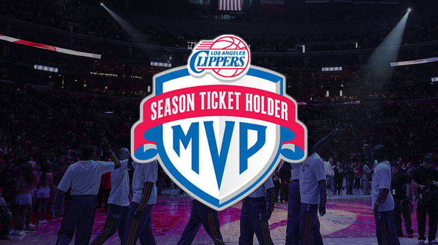 MVP Season ticket holder sheild logo