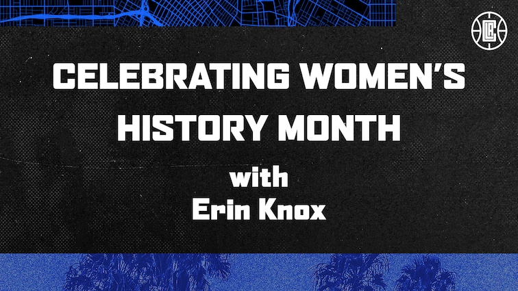Celebrating Women's History Month with Erin Knox