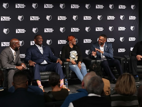 Intersection of Race & Sports Discussion Photos