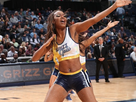 MEMvDEN: Grizz Girls photos 1.28.20
