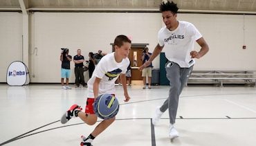Brandon Clarke Camp Appearance