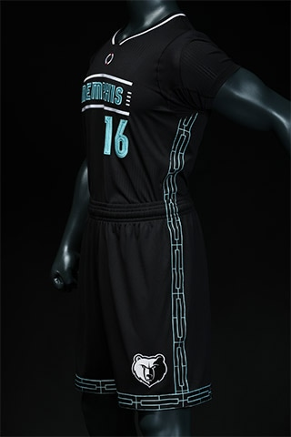 20278e731362 The MLK50 Pride uniform is set to debut on the hardwood at the Martin  Luther King