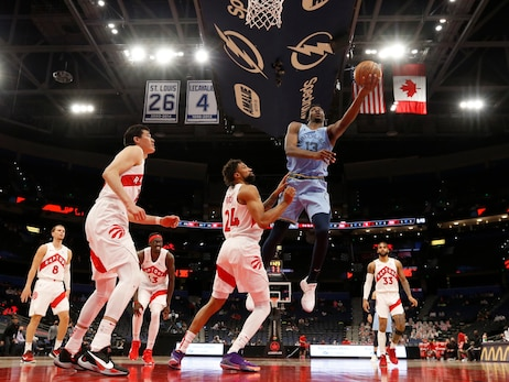 Postgame Report: monster fourth quarter from De'Anthony Melton lifts Grizzlies over Raptors