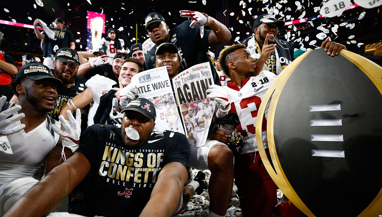 Lang's World: Whos In Whos Out of the College Football Playoff
