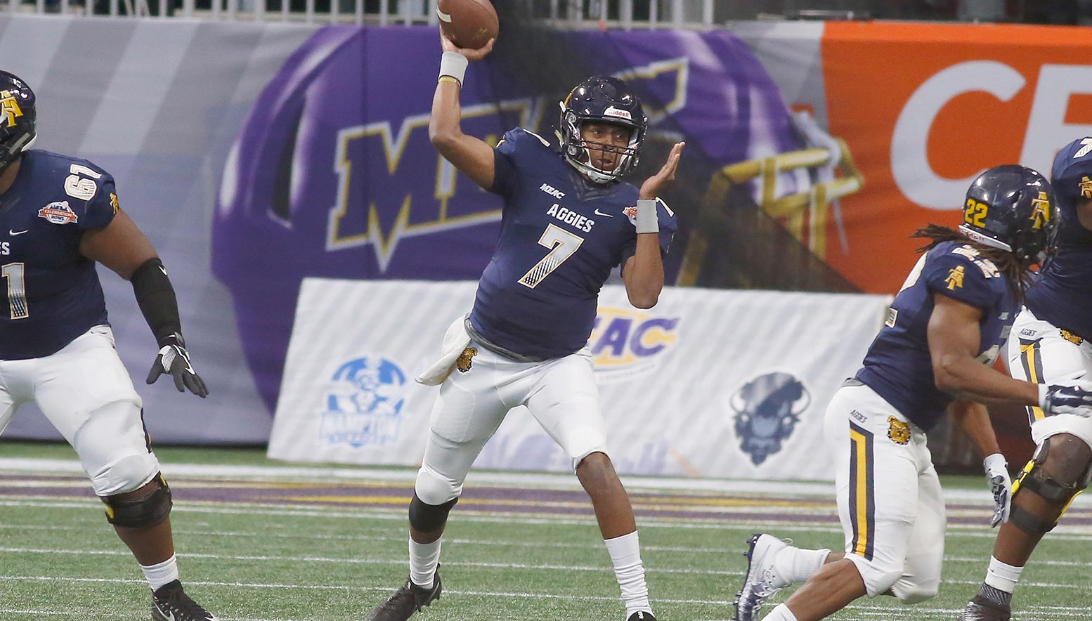 MikeCheck: MEAC set to punch ticket to Atlanta's Celebration Bowl for HBCU football national title