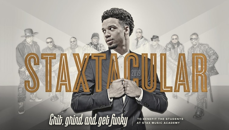 Staxtacular 2019 to benefit Stax Music Academy set for this