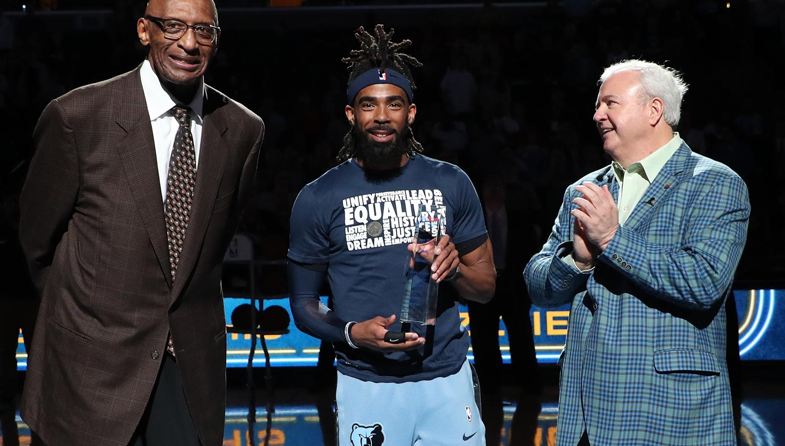 Mike Conley Community Assist Award