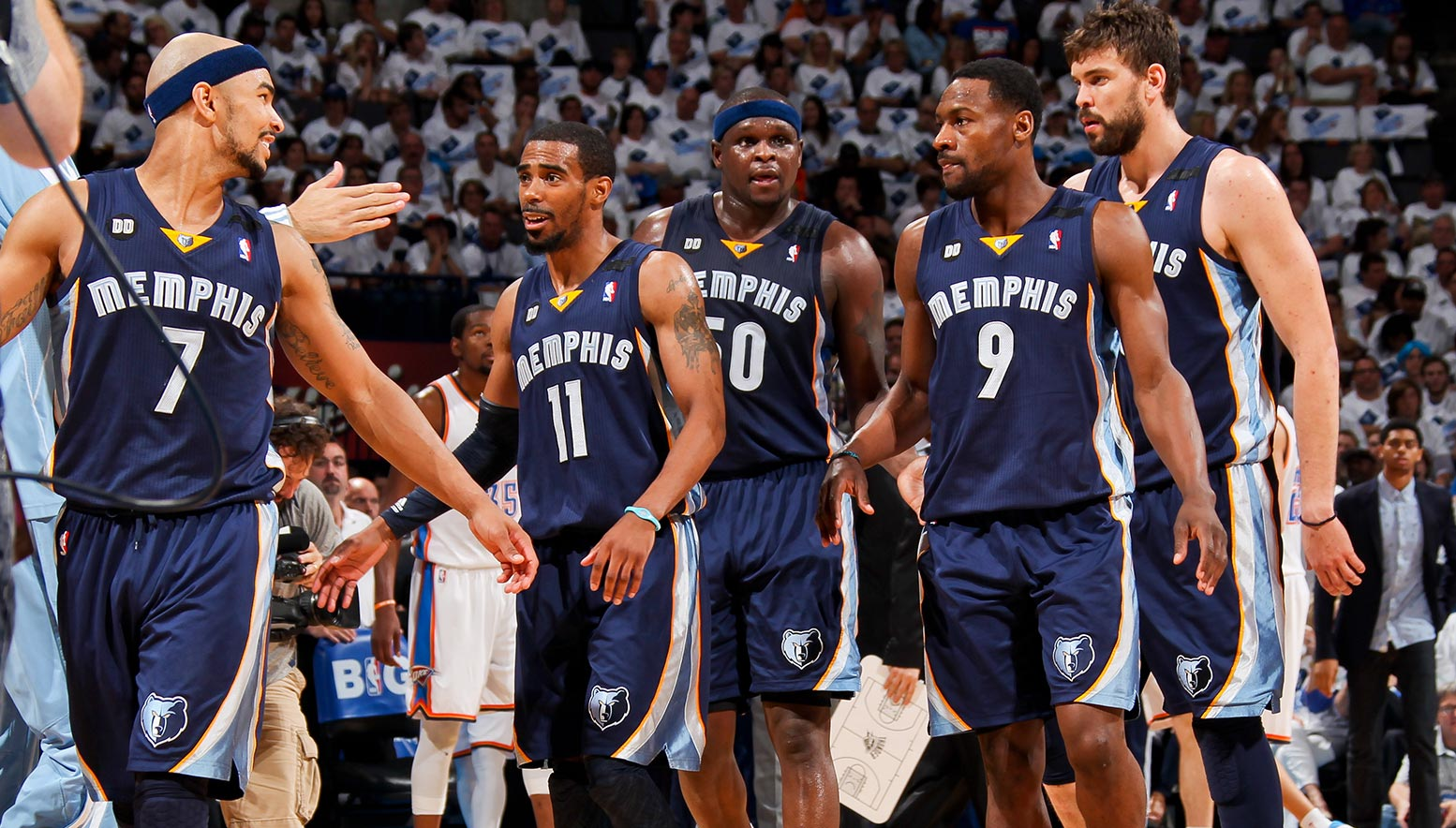 Memphis Grizzlies Core Four