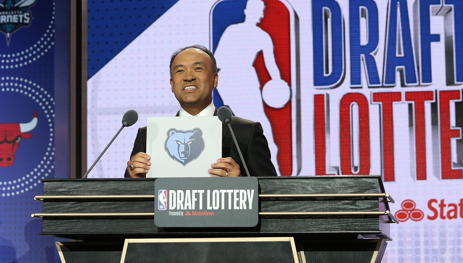 Grizzlies chosen for the two spot in the 2019 NBA Draft Lottery