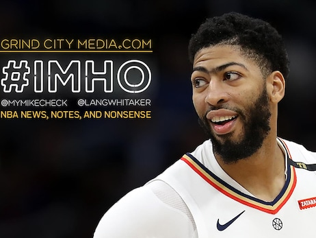 #IMHO featuring Anthony Davis