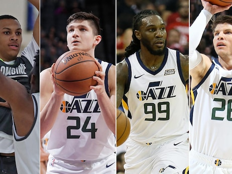 Memphis Grizzlies acquire Grayson Allen, Jae Crowder, Kyle Korver,  draft rights to Darius Bazley and future first round draft pick from Utah Jazz