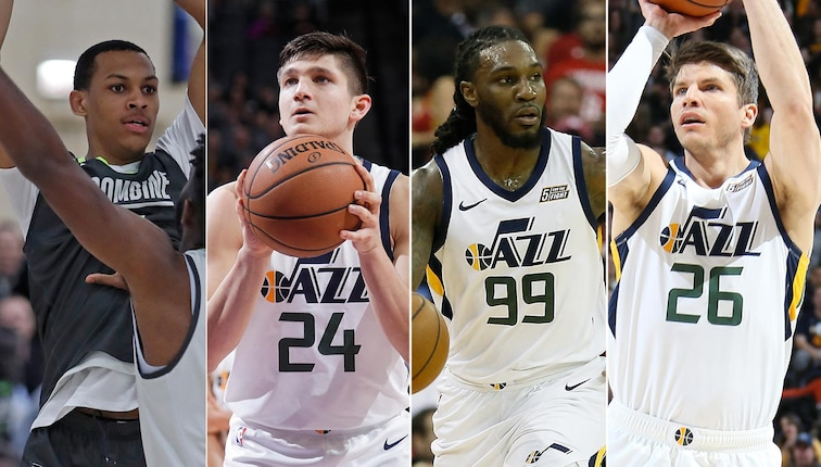 save off 39e65 b0b04 Memphis Grizzlies acquire Grayson Allen, Jae Crowder, Kyle ...