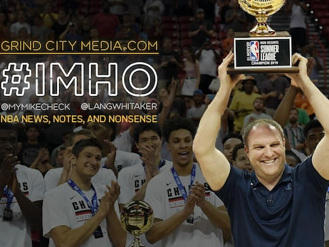 Memphis Grizzlies win Summer League Championship featured on IMHO