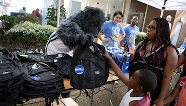 Grizzlies to launch 'Grizz Goes Back to School' Campaign from Sept. 16-20