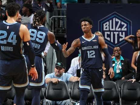 Postgame Report: Ja Morant lifts Grizzlies over Hornets with late-game heroics
