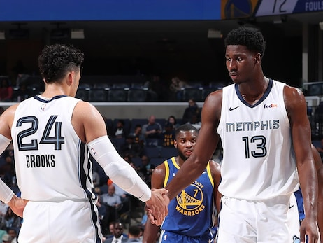 Postgame Report: Grizzlies start slow, fall to Warriors 114-95