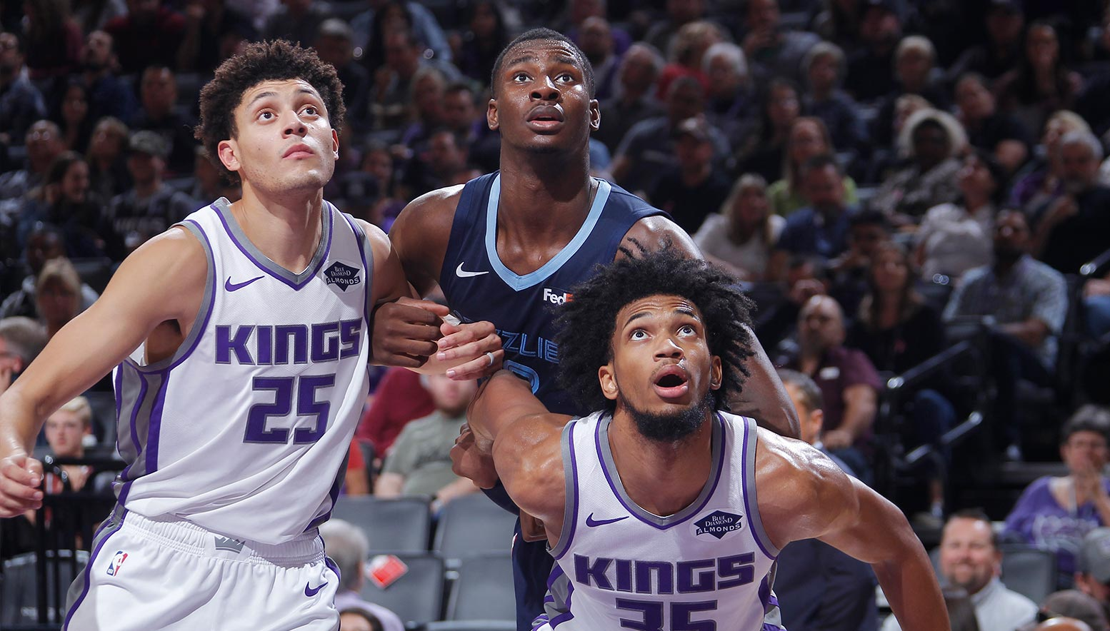 Bear Necessities: Key notes numbers and trends entering Grizzlies-Kings matchup at FedExForum