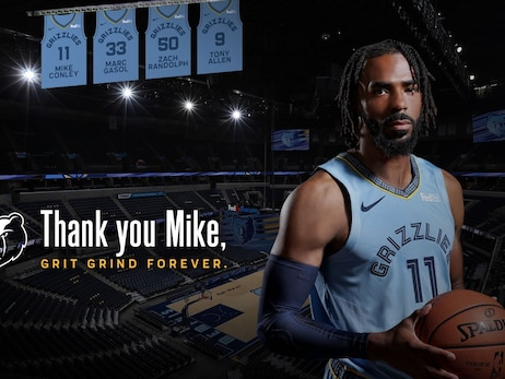 Memphis Grizzlies release statement on Mike Conley from owner Robert J. Pera