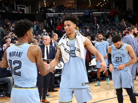 MikeCheck: Morant, Clarke maintain pace as NBA's most productive rookie duo as Grizzlies enter 2020