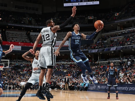 MikeCheck: Amid midseason jockeying for West's final playoff spot, Grizzlies keep focus on big-picture progress