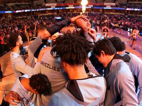 MikeCheck: As national spotlight grows, streaking Grizzlies determined – not distracted – amid season's stretch run