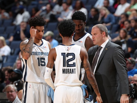 MikeCheck: NBA's 'Rising Stars' game shines global spotlight on Grizzlies' emerging young core