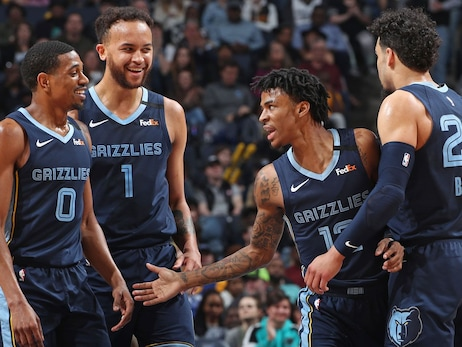 MikeCheck: Grizzlies' rapid progress this season reaffirms promising future amid NBA's hiatus