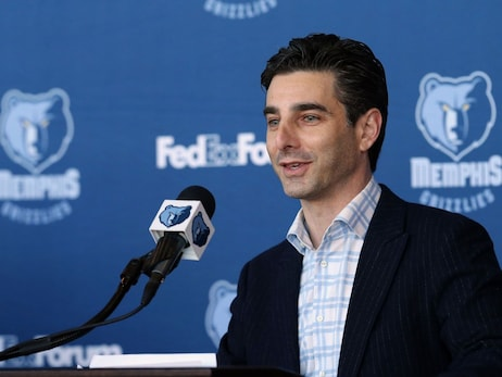 MikeCheck: 'Checking In' during NBA hiatus with Grizzlies president Jason Wexler