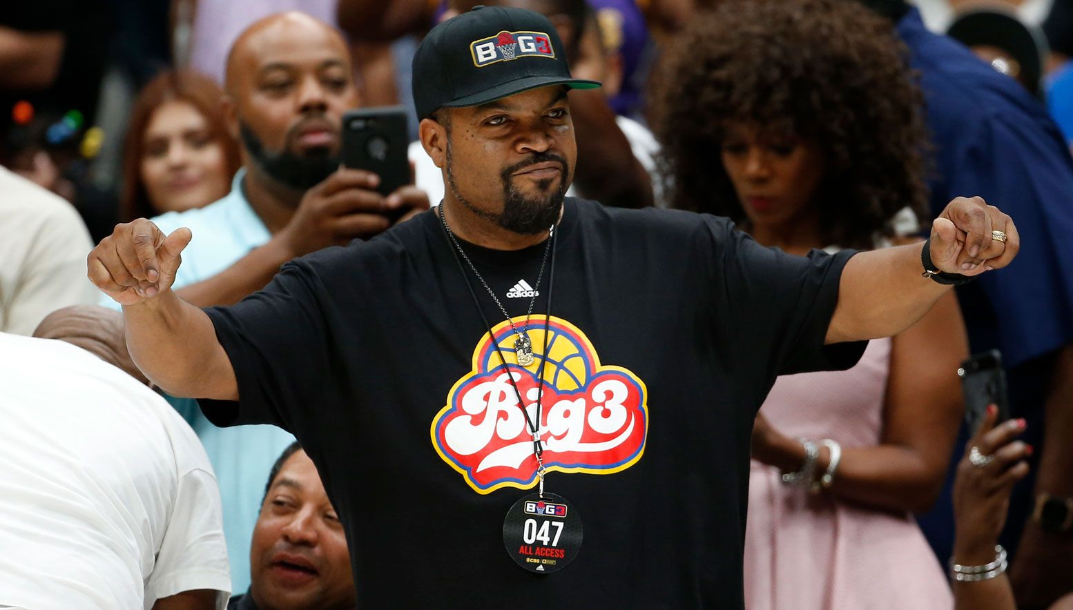 Ice Cube and Big3