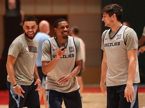MikeCheck: Roster depth a welcomed dilemma for Grizzlies as Jenkins eyes restart rotation
