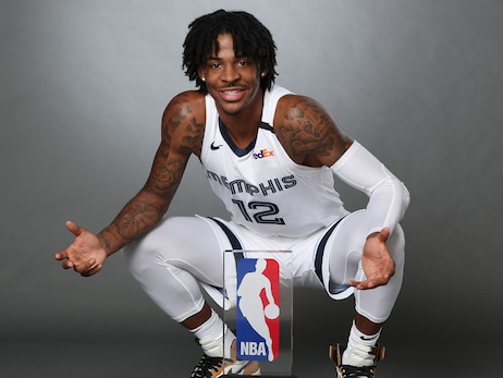 The Grind City Media Interview: Ja Morant