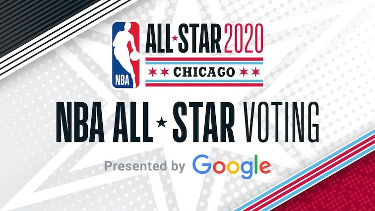 Nba All Star Voting 2020 Presented By Google Is Now Open