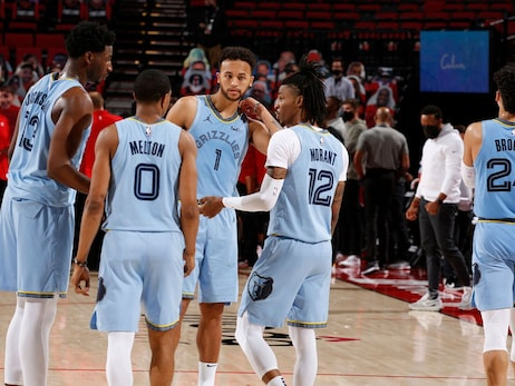 MikeCheck: As prolific April closes, 'GrindTable' debates Grizzlies' run, resilience and rotations