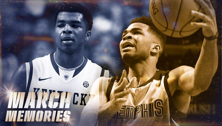 March Memories: Andrew Harrison
