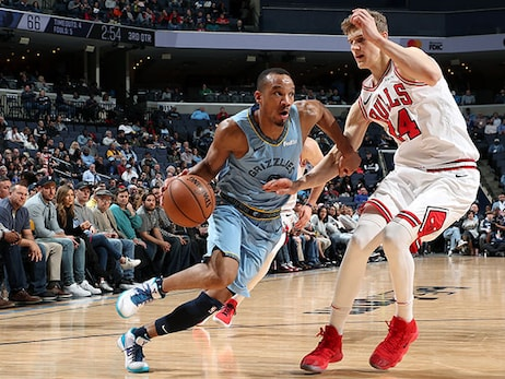 Postgame Report: Chicago Survives Showdown with Memphis, 109-107
