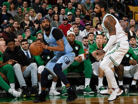 Postgame Report: Irving Clutch as Grizzlies Lose Close Contest, 122-116