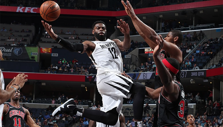 Postgame Report: Grizzlies fall to Bulls in final seconds 110-111
