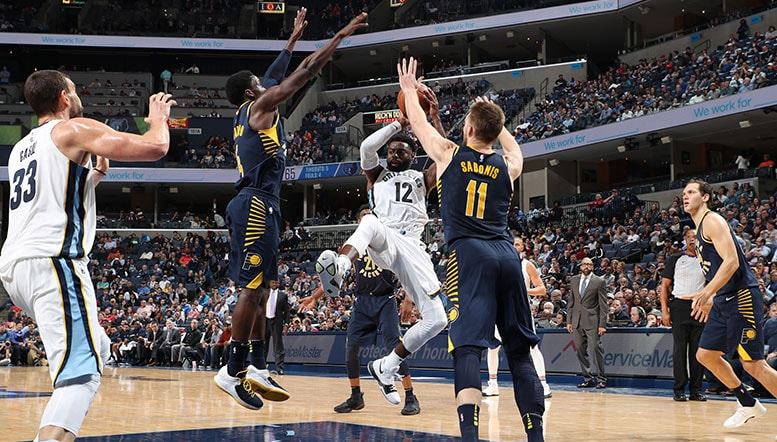 Postgame Cleanup: Grizz slip to Pacers at home 116-113