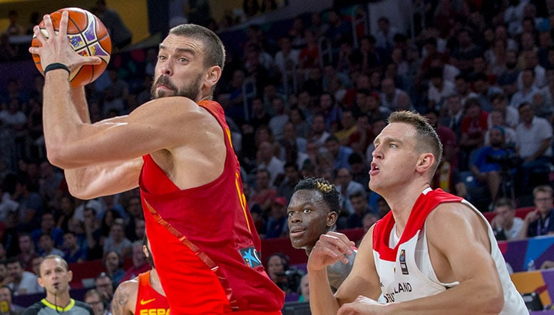 Gasol's groove fuels Spain's 10th straight appearance in Eurobasket semis  Memphis Grizzlies