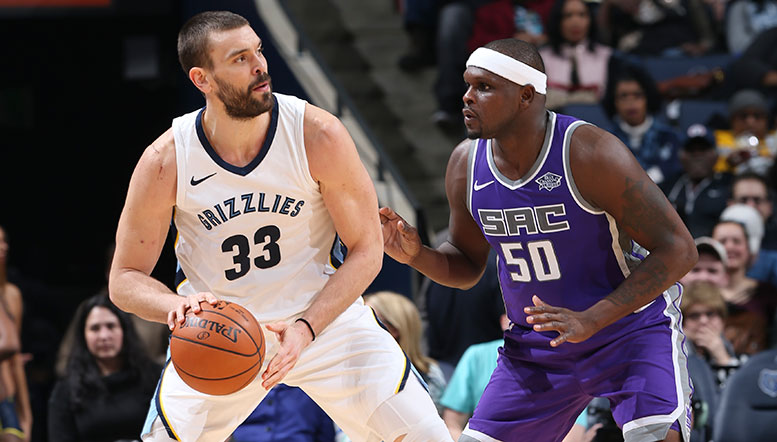 Postgame Report: Grizz cruise past Kings in emotional night at FedExForum